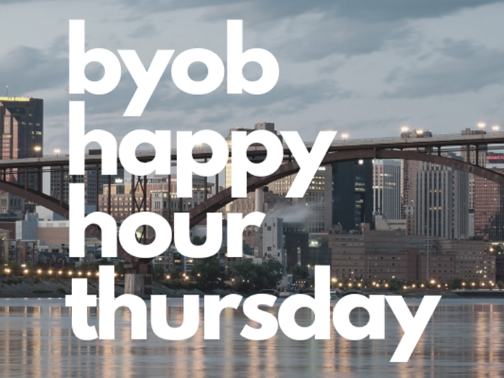 *Suspended* BYOB Member Happy Hour
